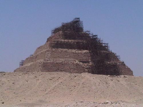 King-Zosser-Pyramid-Sakkara-Egypt