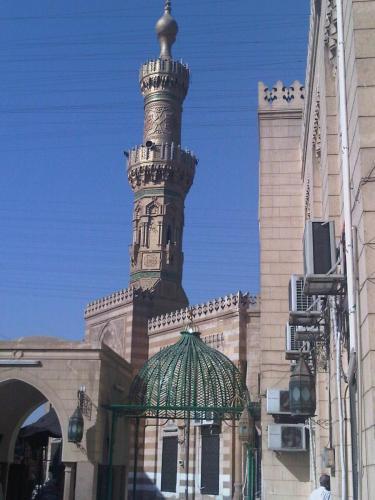 Seyydina-Nafisah-Mosque-Cairo